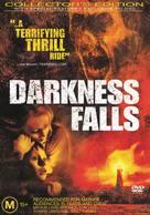 Darkness Falls - Australian DVD cover (xs thumbnail)