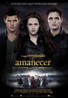The Twilight Saga: Breaking Dawn - Part 2 - Argentinian Movie Poster (xs thumbnail)