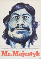Mr. Majestyk - Polish Movie Poster (xs thumbnail)