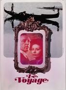 Il viaggio - French Movie Poster (xs thumbnail)