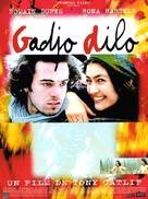 Gadjo dilo - French Movie Poster (xs thumbnail)