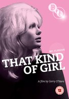 That Kind of Girl - British DVD cover (xs thumbnail)