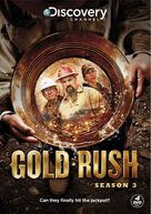 """Gold Rush: Alaska"" - DVD cover (xs thumbnail)"