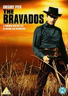 The Bravados - British DVD movie cover (xs thumbnail)