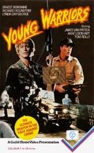 Young Warriors - British VHS cover (xs thumbnail)