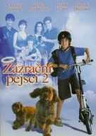 Miracle Dogs Too - Czech DVD cover (xs thumbnail)