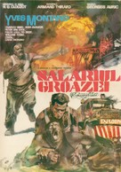 Le salaire de la peur - Romanian Movie Poster (xs thumbnail)