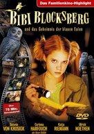 Bibi Blocksberg und das Geheimnis der blauen Eulen - British Movie Poster (xs thumbnail)
