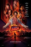 Bad Times at the El Royale - Croatian Movie Poster (xs thumbnail)