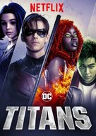 Titans - British Movie Poster (xs thumbnail)