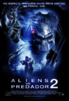 AVPR: Aliens vs Predator - Requiem - Brazilian Movie Poster (xs thumbnail)