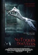 Don't Knock Twice - Mexican Movie Poster (xs thumbnail)