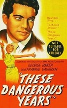 These Dangerous Years - Australian Movie Poster (xs thumbnail)