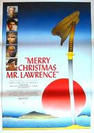 Merry Christmas Mr. Lawrence - Swedish Movie Poster (xs thumbnail)