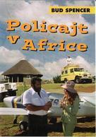 Piedone l'africano - Czech DVD cover (xs thumbnail)