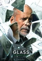Glass - German Movie Poster (xs thumbnail)