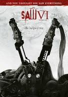Saw VI - DVD movie cover (xs thumbnail)