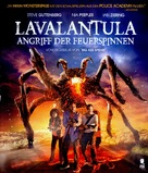 Lavalantula - Dutch Movie Cover (xs thumbnail)