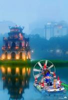 Sherlock Gnomes - Vietnamese Movie Poster (xs thumbnail)