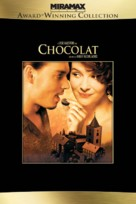 Chocolat - DVD movie cover (xs thumbnail)