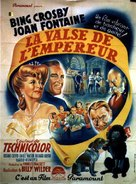 The Emperor Waltz - French Movie Poster (xs thumbnail)
