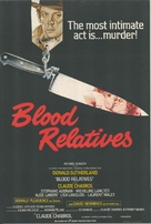 Les liens de sang - British Movie Poster (xs thumbnail)