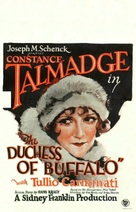 The Duchess of Buffalo - Movie Poster (xs thumbnail)