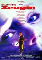 Mute Witness - German Movie Poster (xs thumbnail)