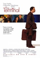 The Terminal - Video release movie poster (xs thumbnail)