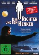 Der Richter und sein Henker - German DVD movie cover (xs thumbnail)