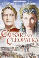 Caesar and Cleopatra - DVD cover (xs thumbnail)