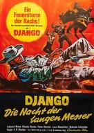 Ciakmull - L'uomo della vendetta - German Movie Poster (xs thumbnail)