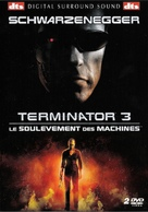 Terminator 3: Rise of the Machines - French Movie Cover (xs thumbnail)