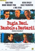 Hurlyburly - Italian Movie Poster (xs thumbnail)