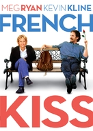French Kiss - German DVD movie cover (xs thumbnail)