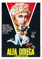 The Final Programme - Italian Movie Poster (xs thumbnail)