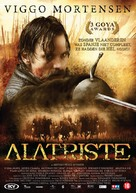 Alatriste - Dutch Movie Poster (xs thumbnail)