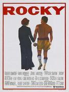Rocky - Belgian Movie Poster (xs thumbnail)
