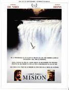 The Mission - Spanish Movie Poster (xs thumbnail)