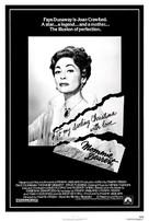 Mommie Dearest - Movie Poster (xs thumbnail)