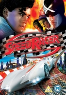 Speed Racer - British Movie Cover (xs thumbnail)
