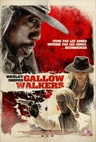 Gallowwalkers - French DVD cover (xs thumbnail)