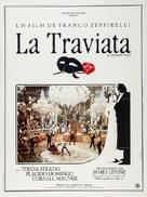 La traviata - French Movie Poster (xs thumbnail)