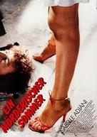 L'été meurtrier - German Movie Poster (xs thumbnail)