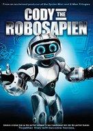 Robosapien: Rebooted - DVD cover (xs thumbnail)