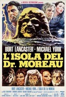 The Island of Dr. Moreau - Italian Movie Poster (xs thumbnail)