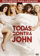 John Tucker Must Die - Brazilian DVD cover (xs thumbnail)