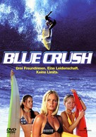 Blue Crush - German Movie Cover (xs thumbnail)