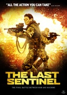 The Last Sentinel - Swedish DVD cover (xs thumbnail)