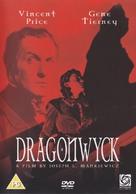 Dragonwyck - British DVD movie cover (xs thumbnail)
